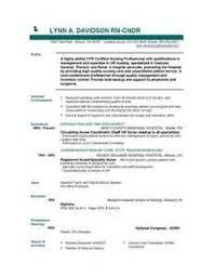 Nurse Assistant Resume Sample by Cv Sample Nursing Assistant