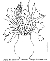 coloring pages mothers day flowers mothers day coloring pages holidays father s and mother s day