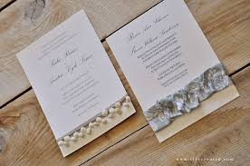 Wedding Invitations How To Simple Homemade Wedding Invitations Vertabox Com