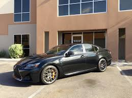 black lexus 2017 black lexus gsf ceramic window film