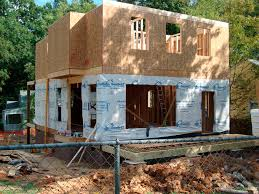 two story craftsman new construction on shawnee st in durham nc