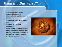 small ideas big opportunities how to write a business plan