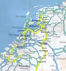 Holland Map Map Of Netherlands You Can See A Map Of Many Places On The List