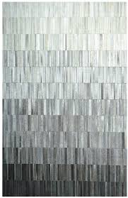 Grey Cowhide Rug Fade Grey Cowhide Rug From The Cowhide Rugs Collection At Modern