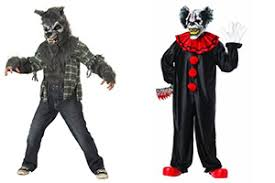 Halloween Costumes Scary Finding Scary Halloween Costumes Kids