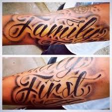guys inner forearm blessed design ideas tattoos