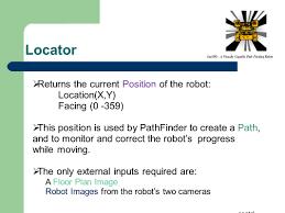 see3po a visually capable path finding robot see3po frank marino