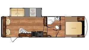 forest river wildcat 27rl travel trailer floor plan