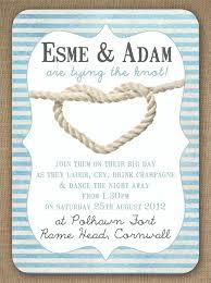 nautical wedding invitations nautical theme wedding invitations