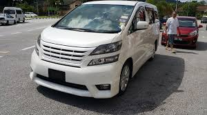 toyota limo taxi limo van mpv u2013 super clean holiday and tour