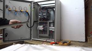 three phase automatic transfer switch youtube