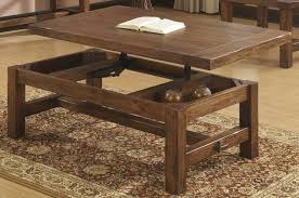Review Solid Wood Lift Top Coffee Table Augustineventures Com