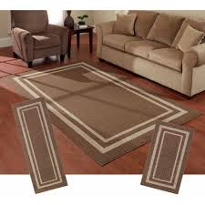 Area Rug And Runner Sets Rug Idea Kmart Area Rugs And Runner Set 3 With Regard To