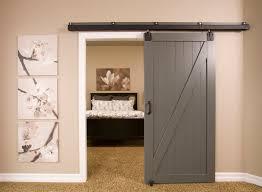 hanging barn door track inspiring landscape interior home design