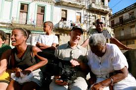 review cuba and the cameraman lavishes on a country and