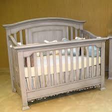 Lifetime Convertible Crib by Munire By Heritage Medford Lifetime Crib In Vintage Grey