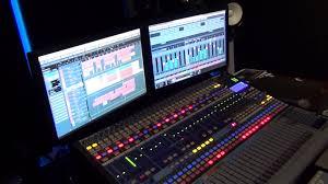 Recording Studio Mixing Desk by Presonus Studiolive 32 4 2 Ai At The Dotted Eight Recording Studio