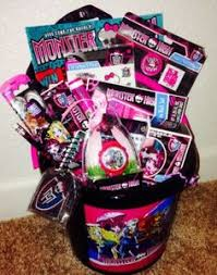 pre filled easter baskets high easter basket with more items and wrapped mlm s