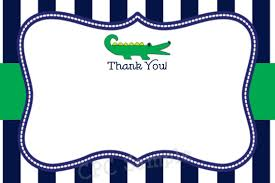 thank you card awesome boy thank you cards baby shower thank you