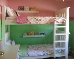 bunk bed with ladder foter
