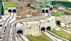 Garden Railroad Layouts Big Sky Garden Railway Nanton Ab Model Railroad Pinterest