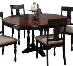 round pedestal dining table with butterfly leaf round kitchen table with butterfly leaf home furniture design
