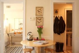 Pretty Ideas Small New York Apartments Decorating Best With - Nyc apartment design ideas