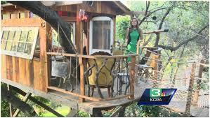 backyards cozy treehouse backyard backyard treehouse designs