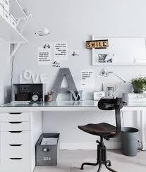 bureau blanc et deco design bureau amazing bureau pratique et design pratique
