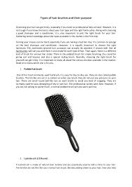 what type of hair can be used for crotchet braids types of hair brushes and their purpose 1 638 jpg cb 1434093640