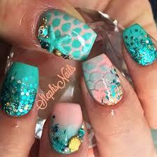 19 pretty nail art designs for summer pretty designs