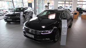 passat volkswagen 2017 volkswagen passat 2017 in depth review interior exterior youtube