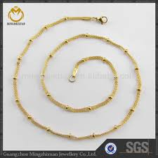 gold chain necklace wholesale images Guangzhou jewelry wholesale fashion new gold chain design for men jpg