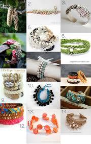 bracelet diy tutorials images 50 diy jewelry tutorials for mother 39 s day jpg