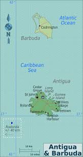 Antigua Map Map Antigua And Barbuda 1 328 X 2 500 Pixel 584 15 Kb