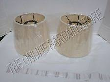 pottery barn lamp shade ebay