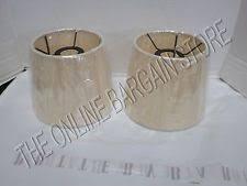 Pottery Barn Chandelier Shades Pottery Barn Lamp Shade Ebay