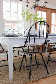 Dining Room Table Design Best 25 White Farmhouse Table Ideas On Pinterest Farm Style