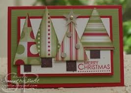 352 best punch art christmas images on pinterest cards