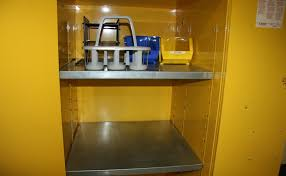 Justrite Flammable Liquid Storage Cabinet 1 Used Justrite Sure Grip Ex Flammable Liquid Storage Cabinet