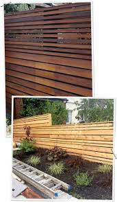 Modern Fence 15 Excellent Diy Backyard Decoration U0026 Outside Redecorating Plans
