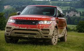 range rover truck in skyfall 2014 land rover range rover sport driven