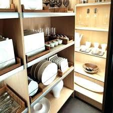 cuisine rangement coulissant amenagement placard cuisine coulissant amenagement interieur