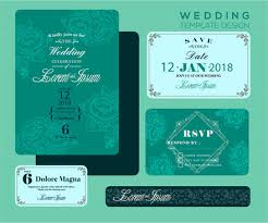 free sle wedding invitations free wedding invitation designs free vector
