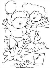 dessin de la mer a imprimer az coloriage
