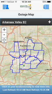 Arkansas River Map Arkansas River Valley Electric Ozark Ar Image Gallery Hcpr