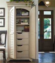 Kitchen Cabinets Delaware Paula Deen Home Utility Cabinet With Louvered Doors By Paula Deen