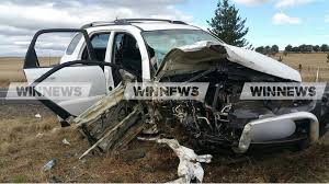 breaking serious crash traffic is now win news canberra