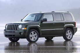 is a jeep patriot a car 2007 jeep patriot used car review autotrader