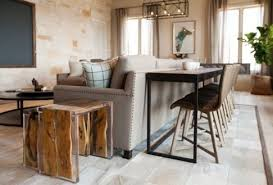 Sofa Table With Stools Amazing Best 25 Table Ideas On Pinterest Sofa